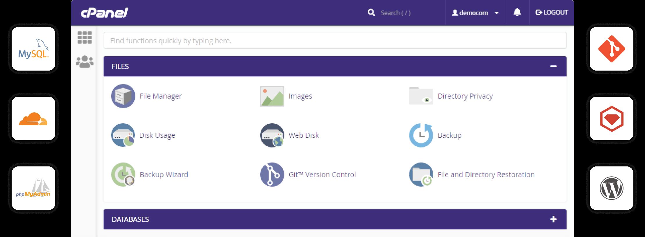 cPanel Hosting ile profesyonel hosting çözümüne kavuşun